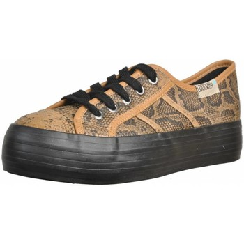 Schoenen Dames Lage sneakers Coolway PERCY Veelkleurig