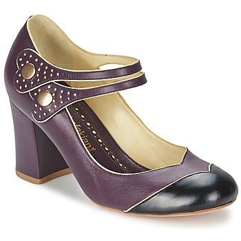 Schoenen Dames pumps Sarah Chofakian ZUT Bordeaux / Zwart