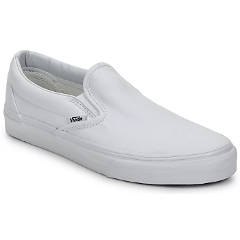 Schoenen Instappers Vans CLASSIC SLIP ON True / Wit