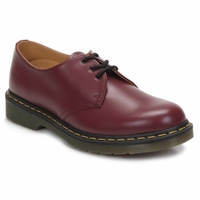 Schoenen Derby Dr Martens 1461 3-EYE SHOE Cherry