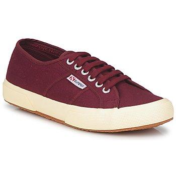 Schoenen Lage sneakers Superga 2750 COTU CLASSIC Dark / Bordeaux
