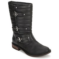 Schoenen Dames Laarzen UGG TATUM  zwart