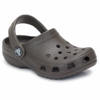 Schoenen Kinderen Klompen Crocs KIDS CLASSIC CAYMAN Chocolade