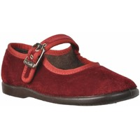 Schoenen Meisjes Derby & Klassiek Vulladi 34601 Rood