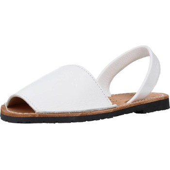 Schoenen Heren Sandalen / Open schoenen Ria 20002 Wit