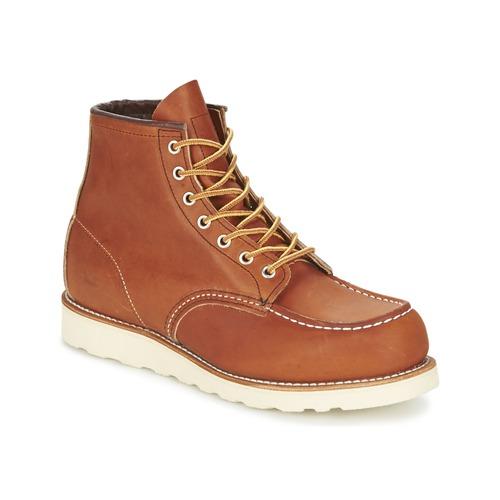 Schoenen Heren Laarzen Red Wing CLASSIC Brown