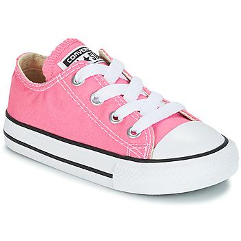 Schoenen Meisjes Lage sneakers Converse CHUCK TAYLOR ALL STAR CORE OX Roze