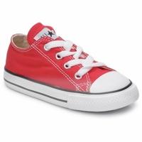 Schoenen Kinderen Lage sneakers Converse ALL STAR OX Rood