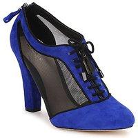 Schoenen Dames Low boots Bourne PHEOBE Blauw