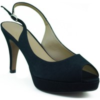 Schoenen Dames Sandalen / Open schoenen Marian DE FIESTA PUNTA NEGRO