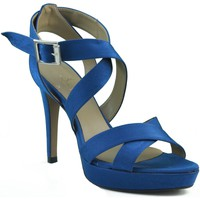 Schoenen Dames Sandalen / Open schoenen Marian DE FIESTA CON TIRAS Y HEBILLA AZUL