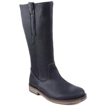 Schoenen Dames Hoge laarzen Acebo's CAMPERA MARRON