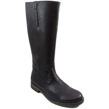 Schoenen Dames Hoge laarzen Acebo's CAMPERA NEGRO