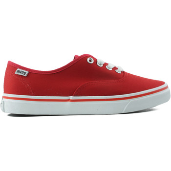 Schoenen Dames Lage sneakers MTNG MUSTANG CANVAS MULTICOLOR ROJO
