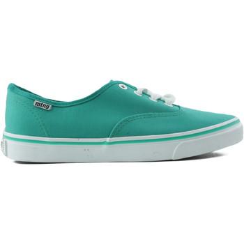 Schoenen Dames Lage sneakers MTNG MUSTANG CANVAS MULTICOLOR VERDE