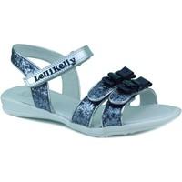 Schoenen Kinderen Sandalen / Open schoenen Lelli Kelly LELLI KELLY PAMELA AZUL