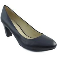 Schoenen Dames pumps Geox D MARIEC BLACK
