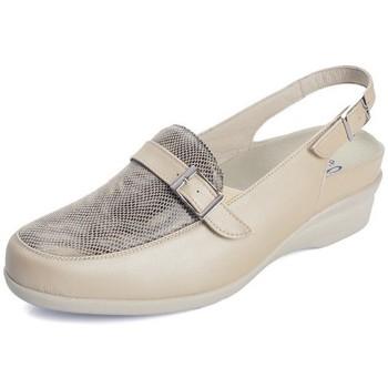 Schoenen Dames Sandalen / Open schoenen Dtorres PLANTILLAS BEIGE
