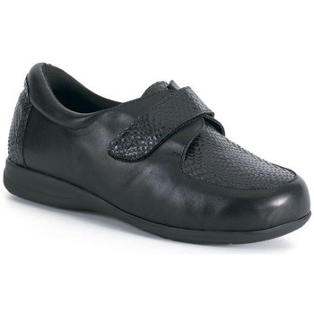 Schoenen Dames Derby Calzamedi S  CON ANCHO Y NEGRO