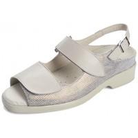 Schoenen Dames Sandalen / Open schoenen Dtorres ANIA S PLANTILLAS BEIGE09