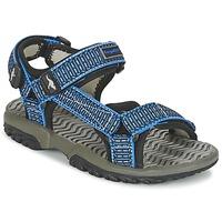Schoenen Jongens Sandalen / Open schoenen Kangaroos KS 22 Blauw
