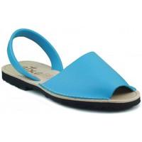 Schoenen Leren slippers Arantxa MENORQUINA DE CELESTE
