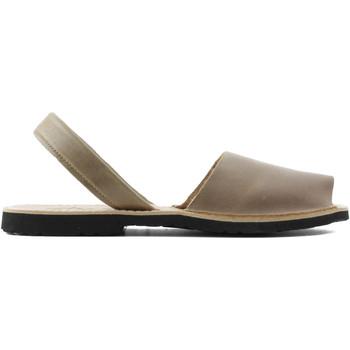 Schoenen Leren slippers Arantxa MENORQUINA DE CUERO