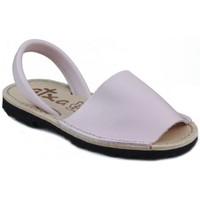 Schoenen Leren slippers Arantxa MENORQUINA DE ROSA