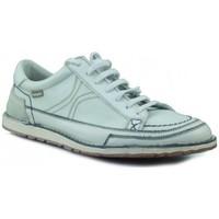 Schoenen Heren Lage sneakers CallagHan SPRINGER ASFALTO M BLANCO