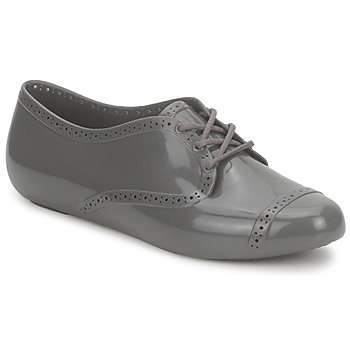 Schoenen Dames Derby Mel LEMON GREY