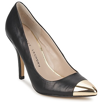 Schoenen Dames pumps Chinese Laundry DANGER ZONE Zwart / Goud