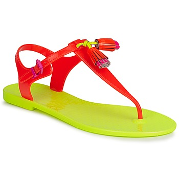 Schoenen Dames Sandalen / Open schoenen Juicy Couture WISP Neon / Orange