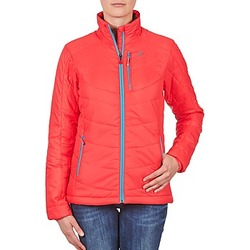 Textiel Dames Dons gevoerde jassen Salomon Jacket INSULATED JACKET W PAPAYA-B Corail