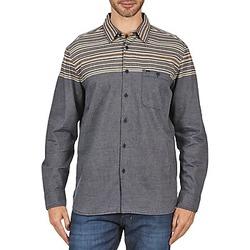 Textiel Heren Overhemden lange mouwen Element LENOX Grijs