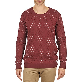 Textiel Heren Truien Suit PERRY Bordeaux