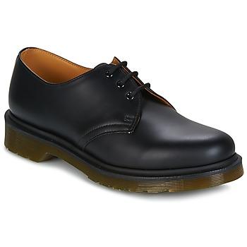 Schoenen Derby Dr Martens 1461 PW Zwart