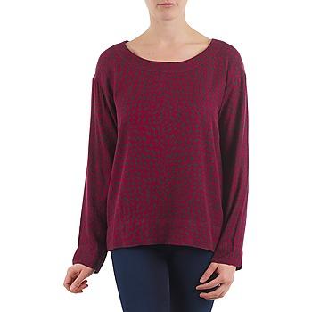 Textiel Dames Tops / Blousjes Bensimon LINDSAY Prune