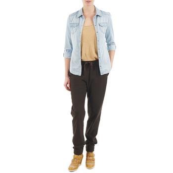 Textiel Dames Losse broeken / Harembroeken Bensimon BRODY Brown