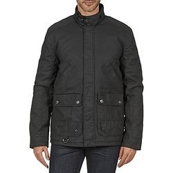 Textiel Heren Wind jackets Lee Cooper DEXTER Zwart