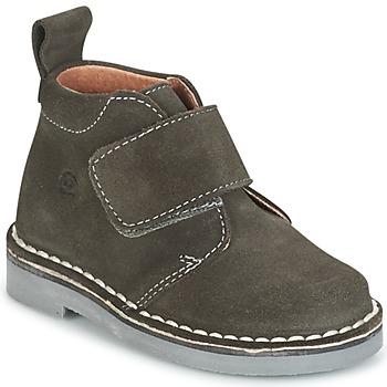 Schoenen Kinderen Laarzen Citrouille et Compagnie ISINI Grijs