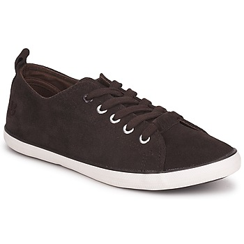 Schoenen Dames Lage sneakers Banana Moon CHERILL Brown