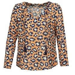 Textiel Dames Tops / Blousjes Betty London DIDO Orange