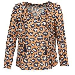 Textiel Dames Tops / Blousjes Betty London DIDO Orange