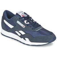 Schoenen Heren Lage sneakers Reebok Classic CLASSIC NYLON Blauw