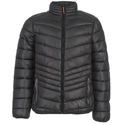 Textiel Heren Dons gevoerde jassen Yurban DALE Zwart