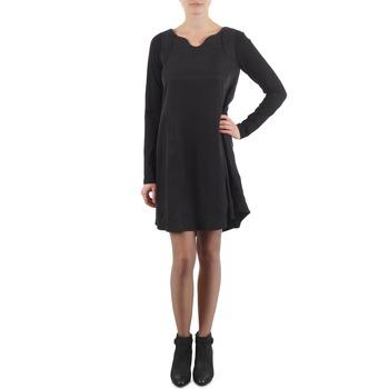 Textiel Dames Korte jurken Diesel D-LUNA DRESS Zwart