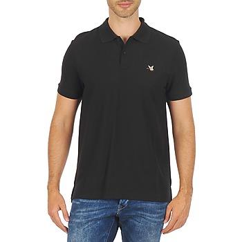 Textiel Heren Polo's korte mouwen Chevignon O DUCK Zwart