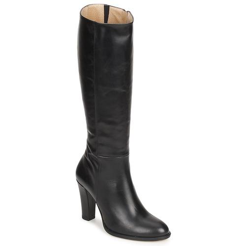 Schoenen Dames Hoge laarzen Fericelli MAIA Zwart