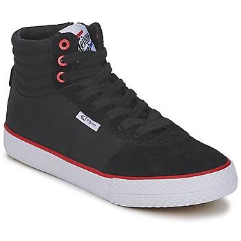 Schoenen Hoge sneakers Feiyue A.S HIGH SKATE Zwart