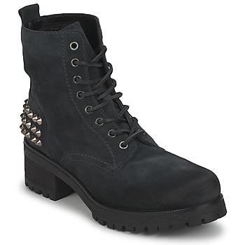 Schoenen Dames Laarzen JFK SIMAIT Zwart
